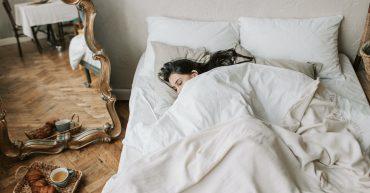 Doprajte si kvalitný spánok na odbúravanie stresu