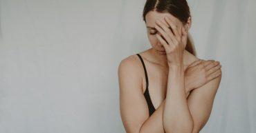 Žena ktorá je so sebou nespokojná
